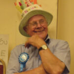 Our Very Own Nonagenarian, John Harrison, Celebrates!
