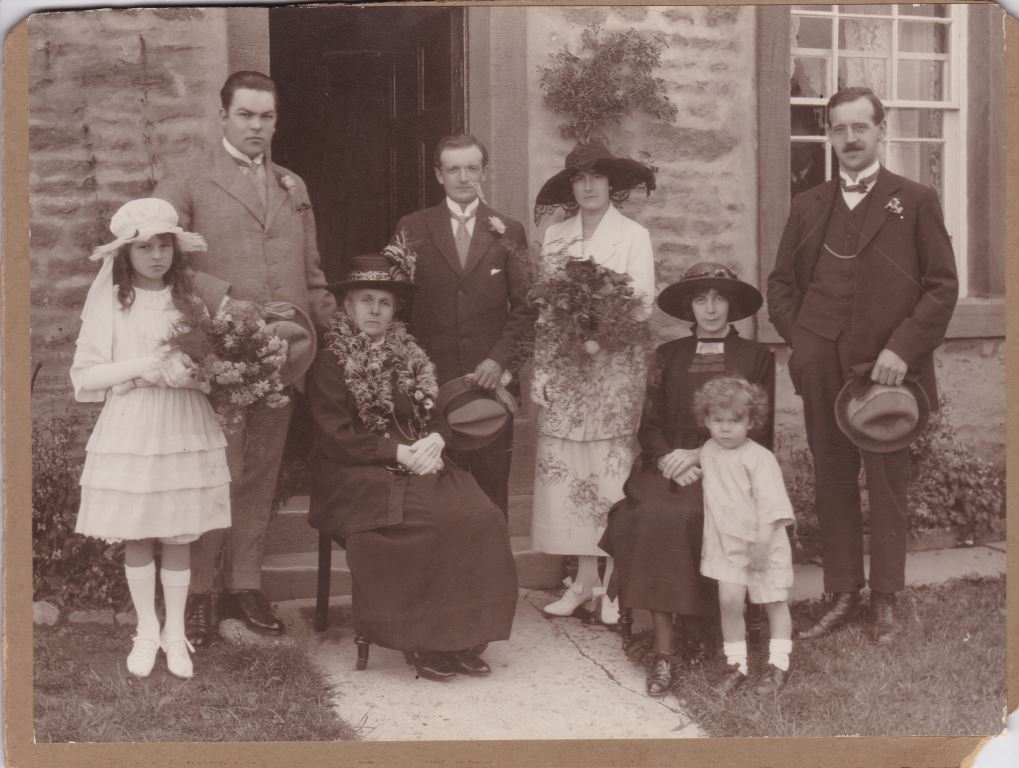 11A PORTNER-KING WEDDING 1921