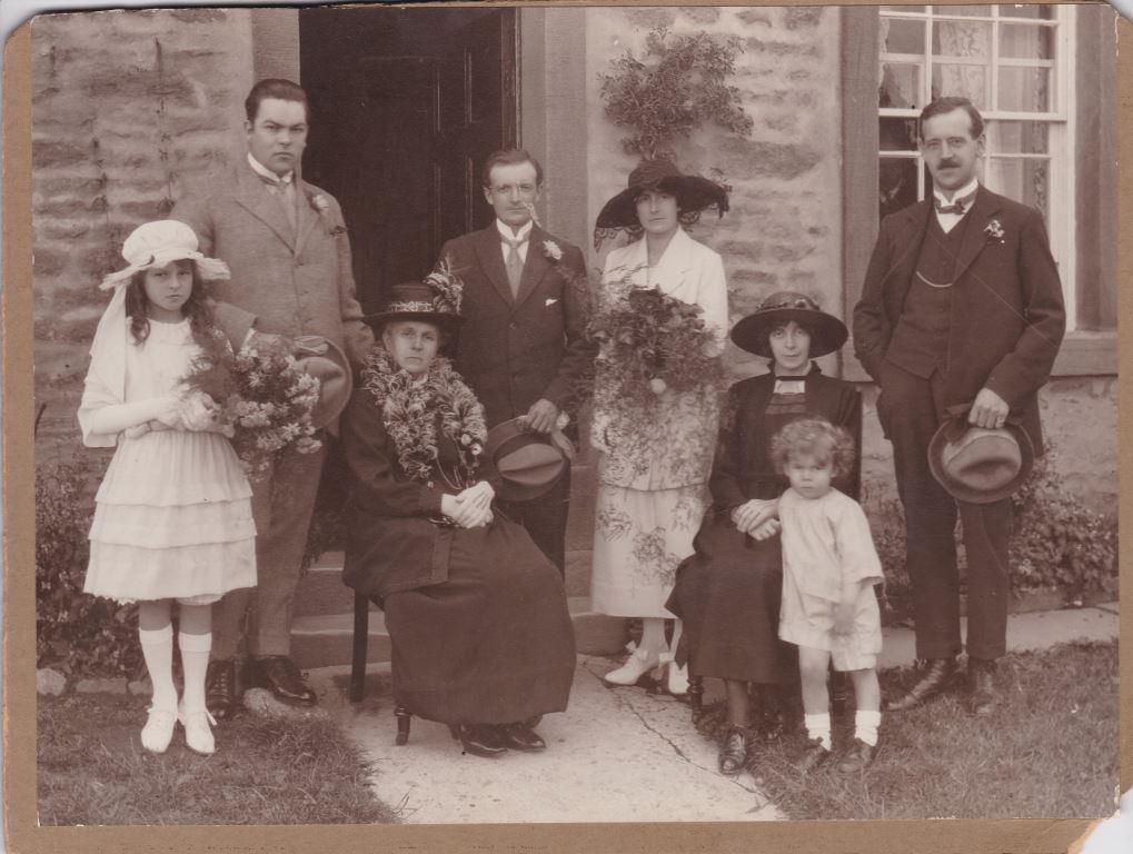 11A PORTNER-KING WEDDING 1921
