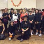 Zumba Halloween Spooky Dancing