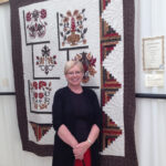 Denise Maguire; Quilting prize...