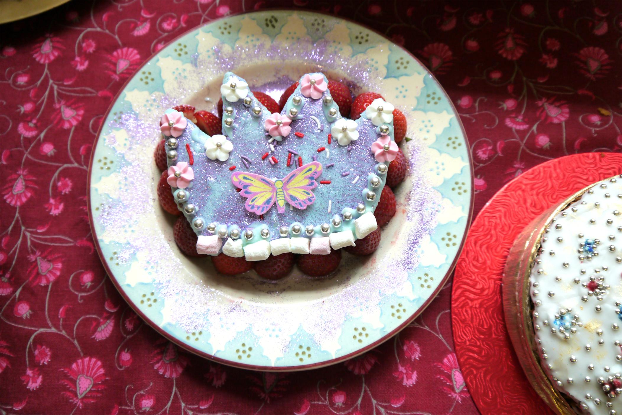Marthas' cake