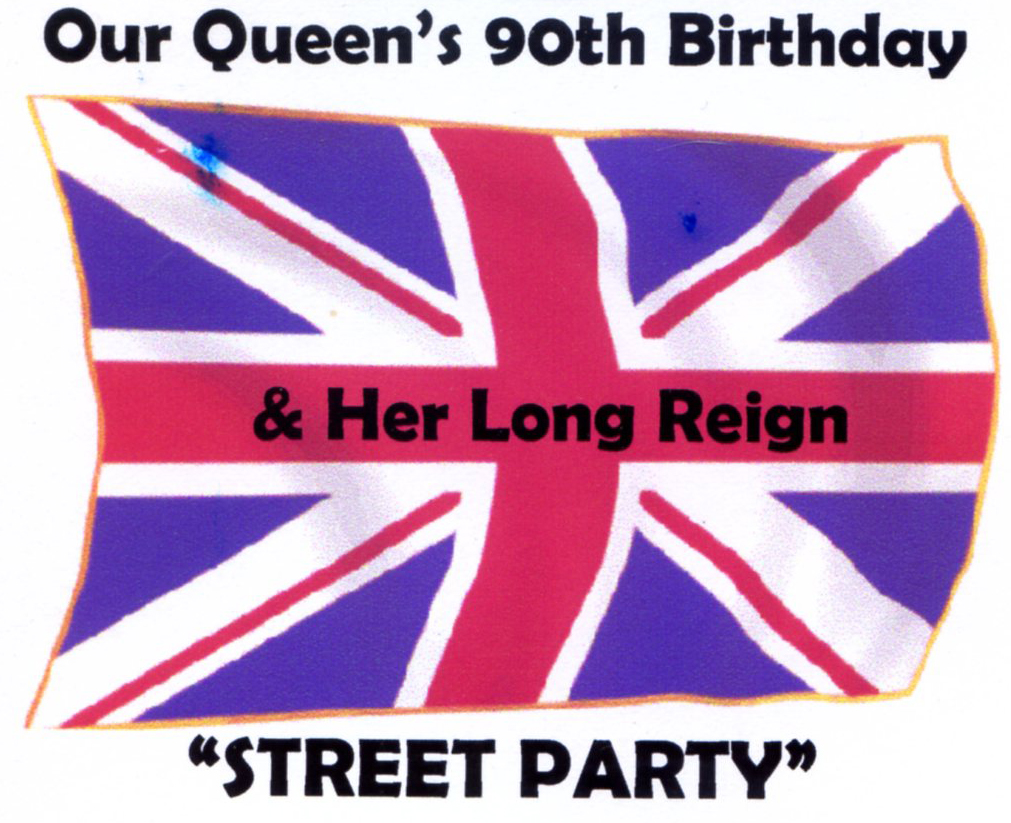 Queens 90th birthday Party