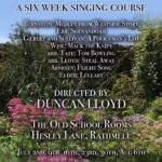 Join the Summer Sing in Rathmell