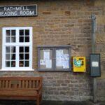 Defibrillator installed in Rathmell