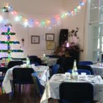 Sunday 15th December - Christmas lunch at Rathmell Old School