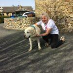 Dog walking challenge for Dementia UK: Valerie's update