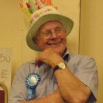 Our Very Own Nonagenarian, John Harrison, Celebrates!