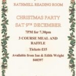 Reading Room Annual Xmas Party