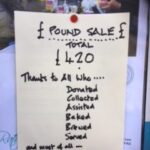 Reading Room Pound Day raised £420