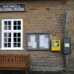 Defibrillator installed in Rathmell